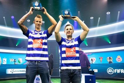 Wisła Płock wygrała EA SPORTS FIFA 19 Ekstraklasa