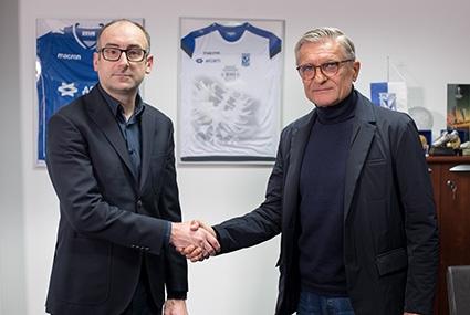 Adam Nawałka po podpisaniu kontraktu