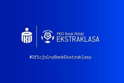 PKO Bank Polski partnerem tytularnym Ekstraklasy