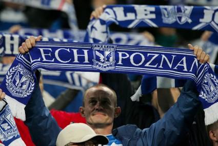 Kibic Lecha Poznań