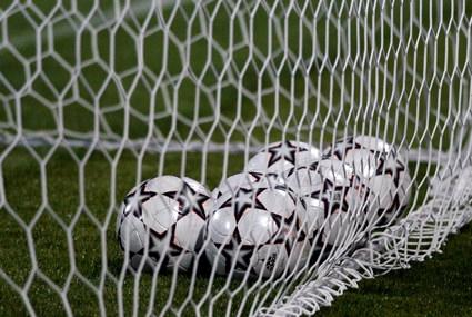 Piłki w siatce