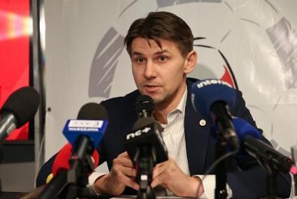 Euzebiusz Smolarek, prezes PZP
