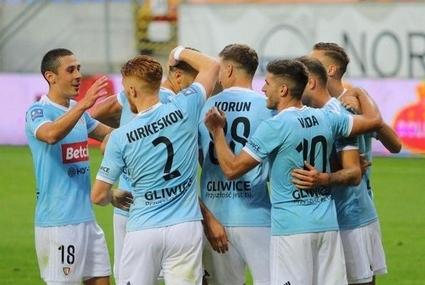 Piłkarze Piasta Gliwice
