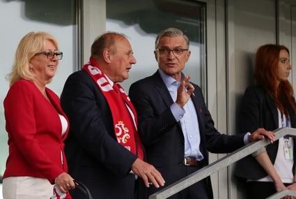 Jan Tomaszewski i Adam Nawałka