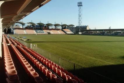 Stadion KSZO Ostrowiec Świętokrzyski