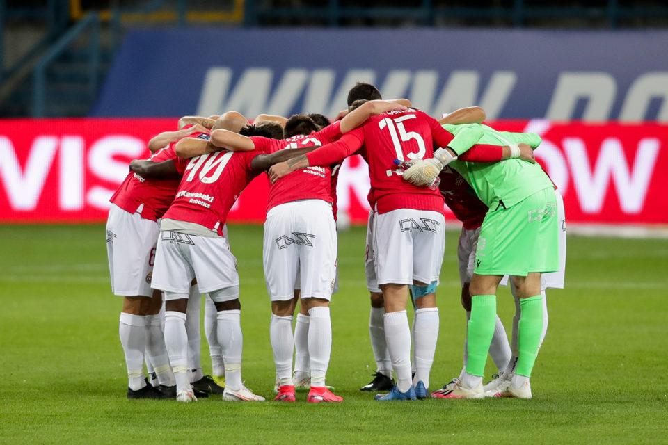 Piłkarze Wisły Kraków