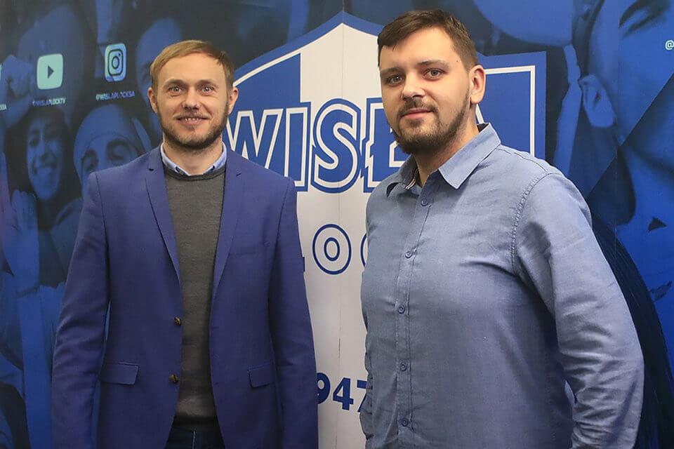 Grzegorz Lech i Tomasz Marzec