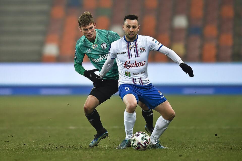 Kamil Biliński Podbeskidzie Bielsko-Biała