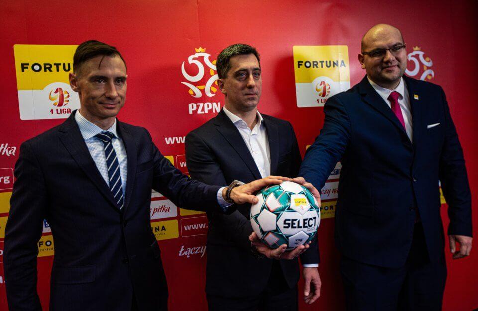 Maciej Sawicki, Konrad Komarczuk i Marcin Janicki