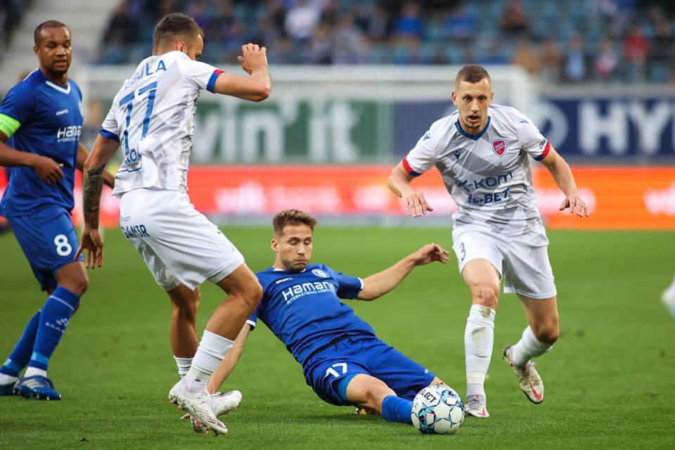 Piłkarze Raków Częstochowa