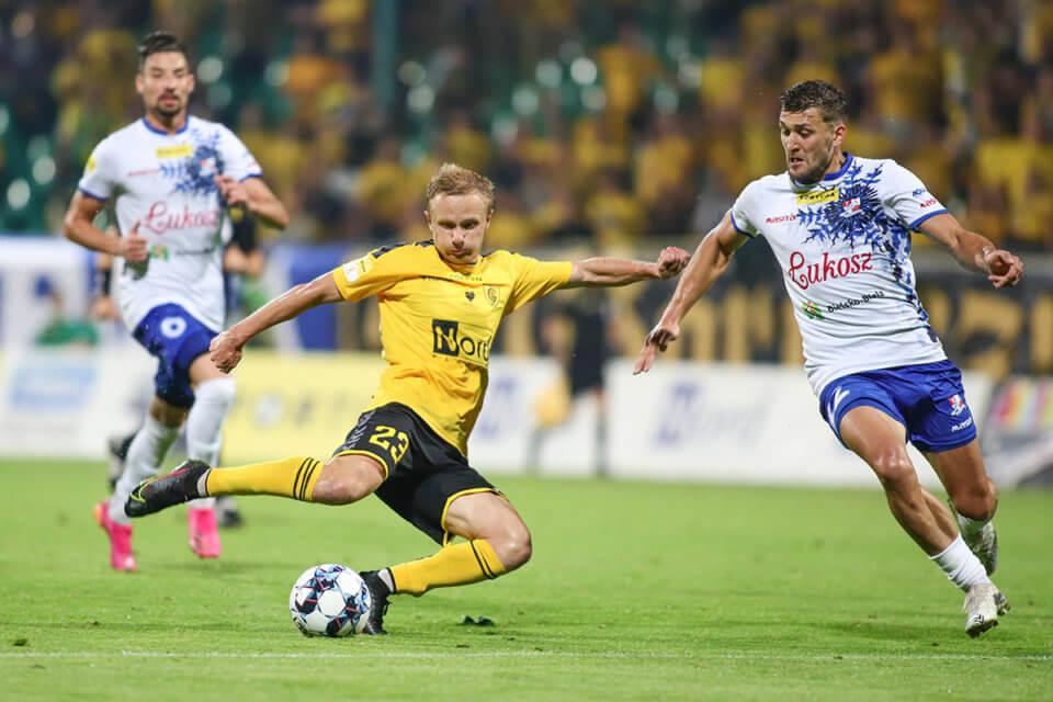 GKS Katowice - Podbeskidzie Bielsko-Biała